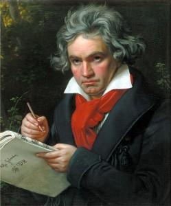Beethoven Stieler portrat